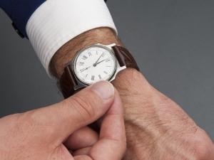 Solidumo kriterijus renkantis laikrodį