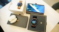"""""""Huawei"""" pristatė naujienų: naują telefoną, ausines ir laikrodį"""