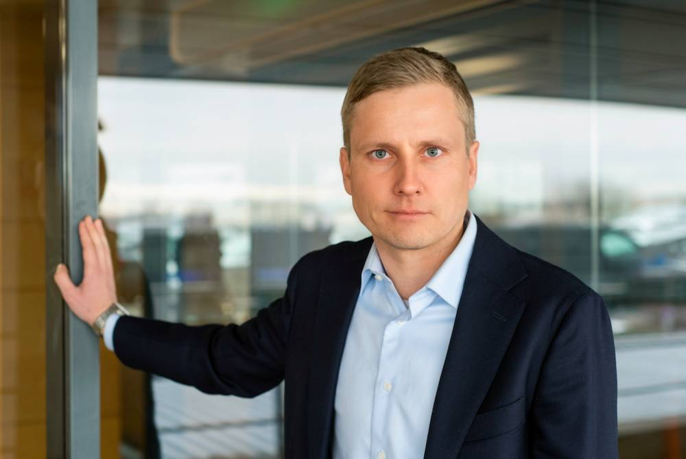 """Neste Lietuva"" vadovaus Markus Lindkvist"
