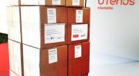 Medikus pasiekė daugiau nei 15 000 SBA įmonių dovanotų daugkartinių kaukių