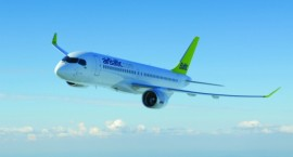 """""""airBaltic"""" artimiausiais mėnesiais atšaukia 50 proc. savo skrydžių"""
