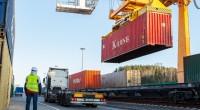 Į Lietuvą atvyko istorinis pašto traukinys tiesiai iš Kinijos