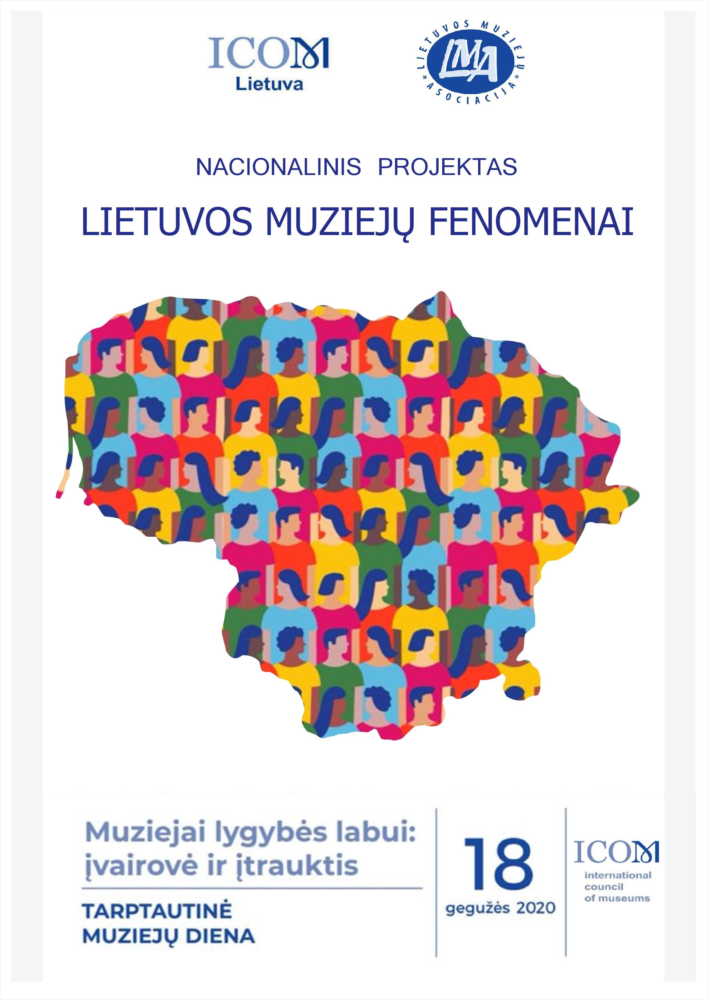 """Tarptautinę muziejų dieną startuoja projektas """"Lietuvos muziejų fenomenai"""""""