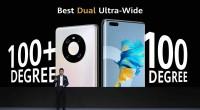 """""""Huawei"""" pasauliui pristatė naujus """"Mate"""" serijos išmaniuosius telefonus"""