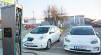 Kaune – galingiausia mieste elektromobilių įkrovimo stotelė