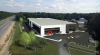 """""""Tokvila"""" pradeda statyti didžiausią šalyje """"Toyota"""" centrą"""