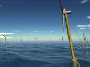 Vėjo jėgainių parkai pernai elektros pagamino daugiau nei milijonui gyventojų