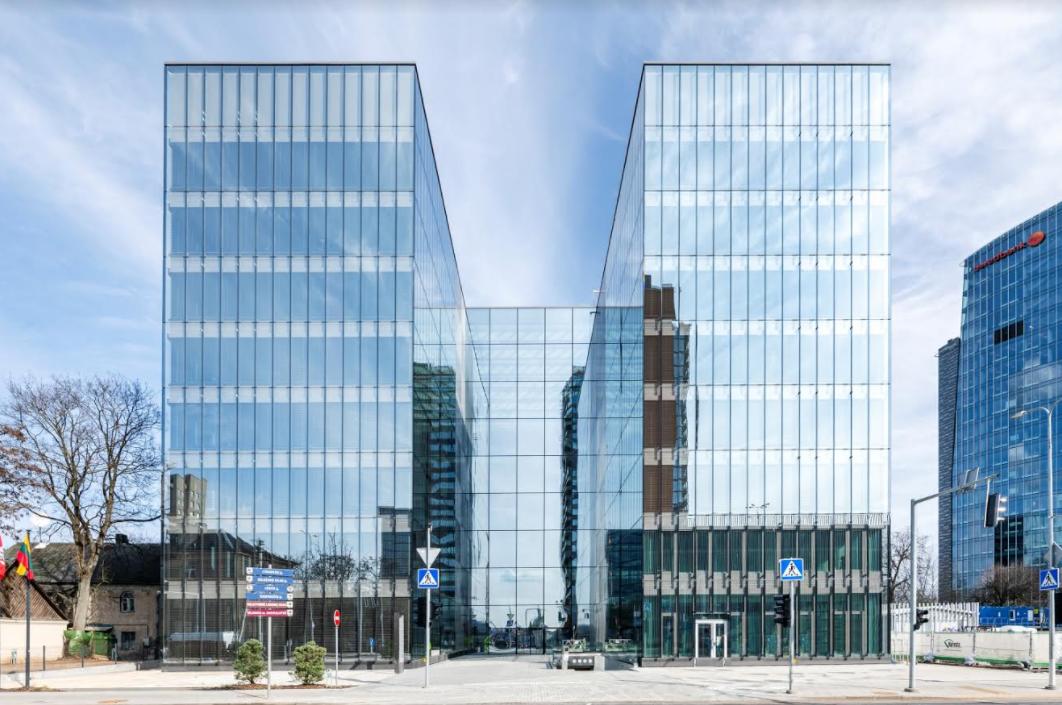 """Sostinėje netrukus duris atvers """"Lvovo"""" verslo centras: projekto centre – kokybė ir tvarumas"""