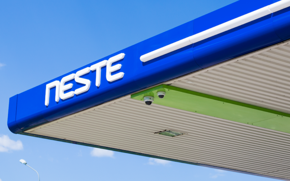 """""""Neste"""" pripažinta tvariausia degalų sektoriaus įmonė Lietuvoje ir Latvijoje"""