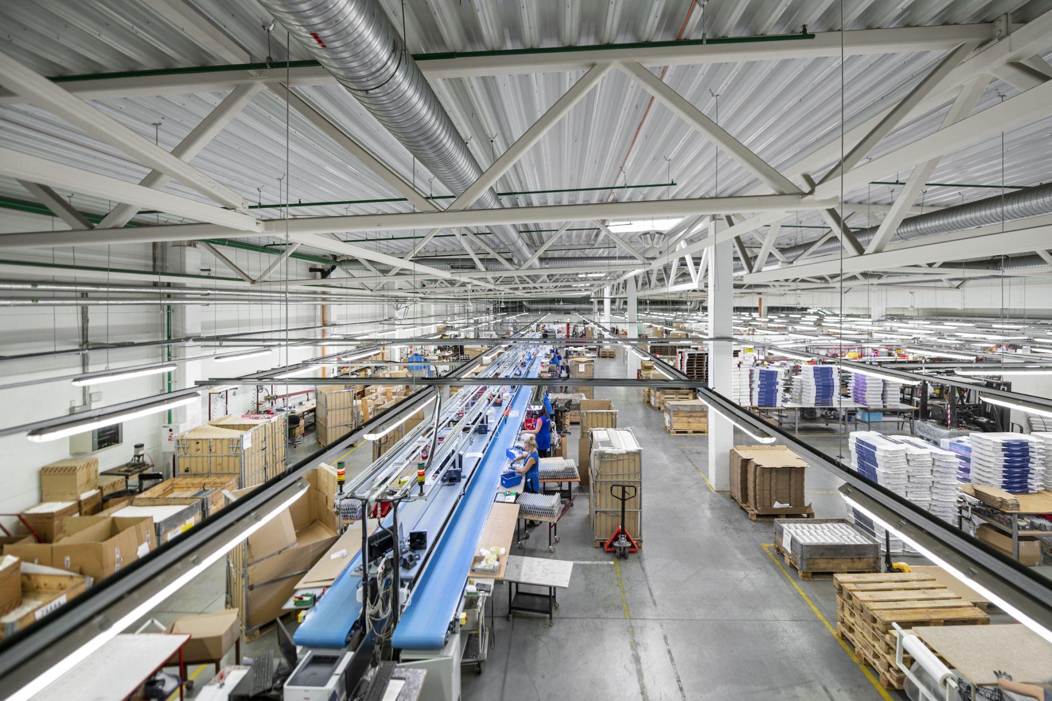"""""""EfTEN Real Estate Fund III"""" įsigijo du pramoninius pastatus Panevėžyje"""