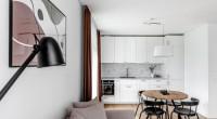 Mažas plotas – dideli namai: gudrybės, padėsiančios optiškai padidinti būsto erdves